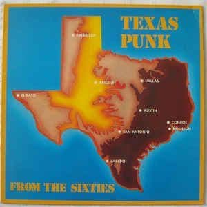Various<br>Texas Punk From The Sixties (Vol. 2)